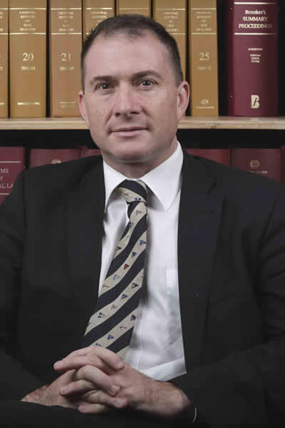 David Amodeo Family Lawyer Auckland Hobson Chambers